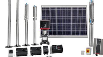 Solar Powered Pumps Case Studies - Grundfos Solar Powered Pump