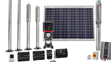 Solar Powered Pumps Case Studies