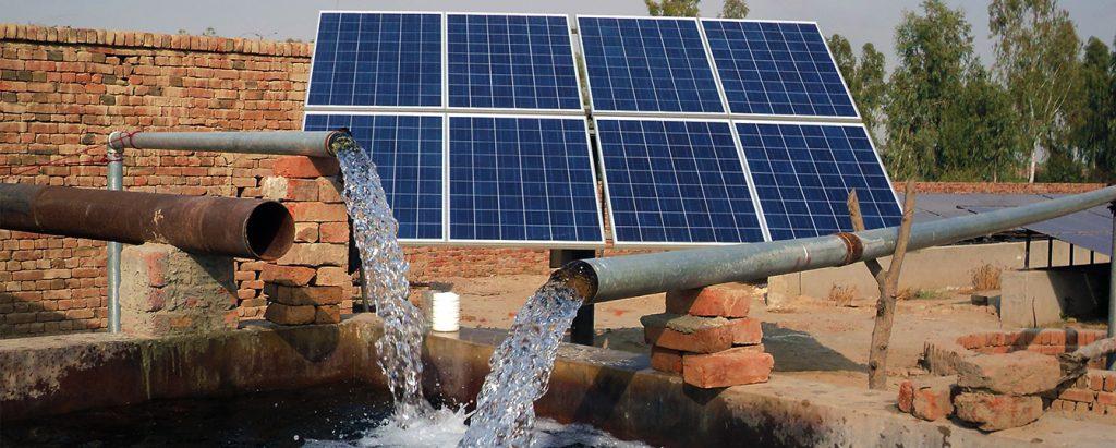 Solar Pump Delivery